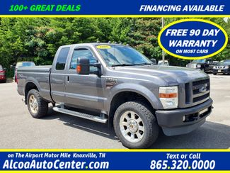 "2008 Ford Super Duty F-250 SRW XLT 4WD 6.4L TDSL w/20"" Aluminum Wheels in Louisville, TN 37777"