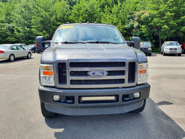 """2008 Ford Super Duty F-250 SRW XLT 4WD 6.4L TDSL w/20"""" Aluminum Wheels in Louisville, TN 37777"""
