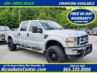 2008 Ford Super Duty F-250 SRW Lariat 6.4L TDSL 4X4 Off-Road in Louisville, TN 37777
