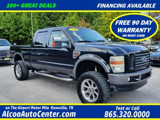 2008 Ford Super Duty F-250 SRW Lariat SRW 6.4L TDSL 4X4 in Louisville, TN 37777