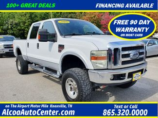"2008 Ford Super Duty F-250 SRW Lariat 6.4L TDSL 4X4 Leather/Sunroof/17"" in Louisville, TN 37777"