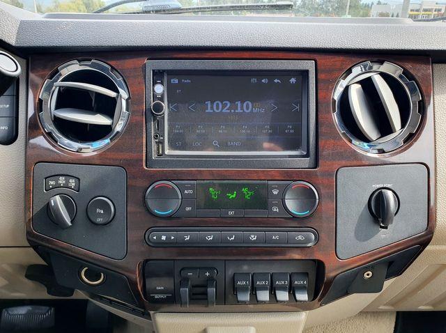 "2008 Ford Super Duty F-250 SRW Lariat 6.4L TDSL 4X4 Leather/Sunroof/17"" in Louisville, TN 37777"