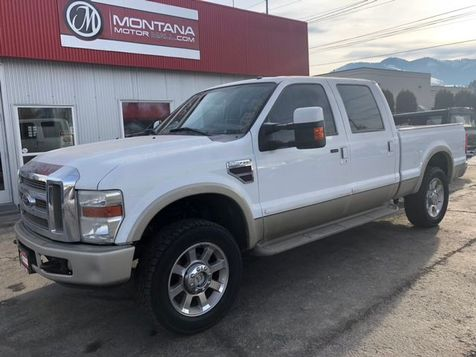 2008 Ford Super Duty F-250 SRW King Ranch in