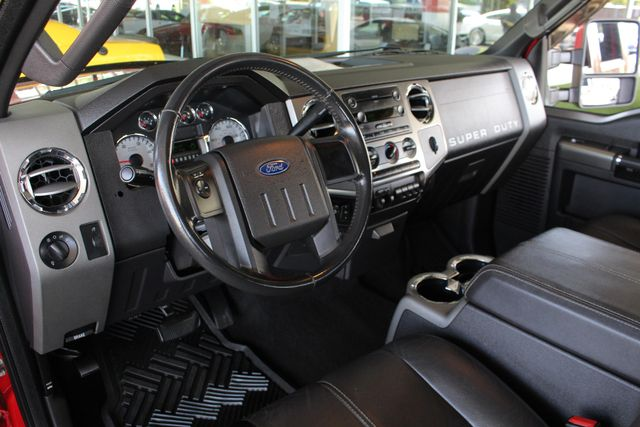 2008 Ford Super Duty F-250 SRW FX4 Crew Cab 4x4 -SUNROOF - HEATED LEATHER! Mooresville , NC 32