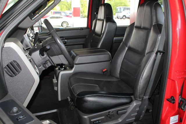 2008 Ford Super Duty F-250 SRW FX4 Crew Cab 4x4 -SUNROOF - HEATED LEATHER! Mooresville , NC 7