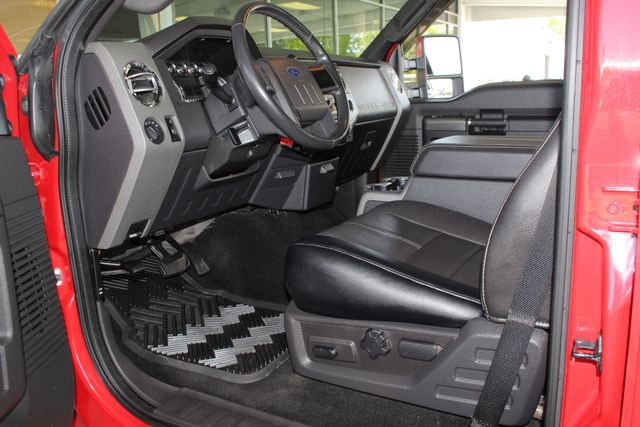 2008 Ford Super Duty F-250 SRW FX4 Crew Cab 4x4 -SUNROOF - HEATED LEATHER! Mooresville , NC 31