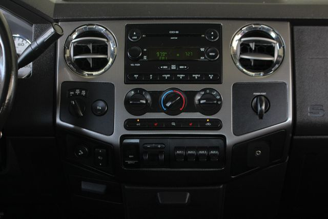 2008 Ford Super Duty F-250 SRW FX4 Crew Cab 4x4 -SUNROOF - HEATED LEATHER! Mooresville , NC 9