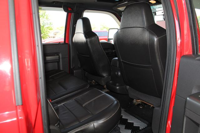 2008 Ford Super Duty F-250 SRW FX4 Crew Cab 4x4 -SUNROOF - HEATED LEATHER! Mooresville , NC 42