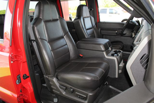 2008 Ford Super Duty F-250 SRW FX4 Crew Cab 4x4 -SUNROOF - HEATED LEATHER! Mooresville , NC 12