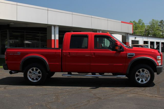 2008 Ford Super Duty F-250 SRW FX4 Crew Cab 4x4 -SUNROOF - HEATED LEATHER! Mooresville , NC 13