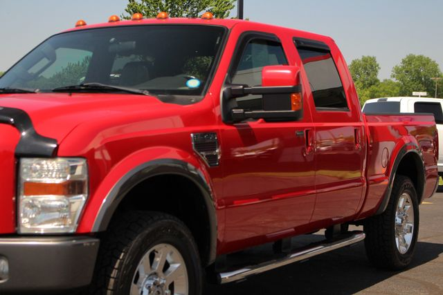 2008 Ford Super Duty F-250 SRW FX4 Crew Cab 4x4 -SUNROOF - HEATED LEATHER! Mooresville , NC 27
