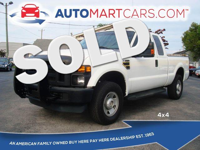 2008 Ford Super Duty F-250 SRW XL   Nashville, Tennessee   Auto Mart Used Cars Inc. in Nashville Tennessee