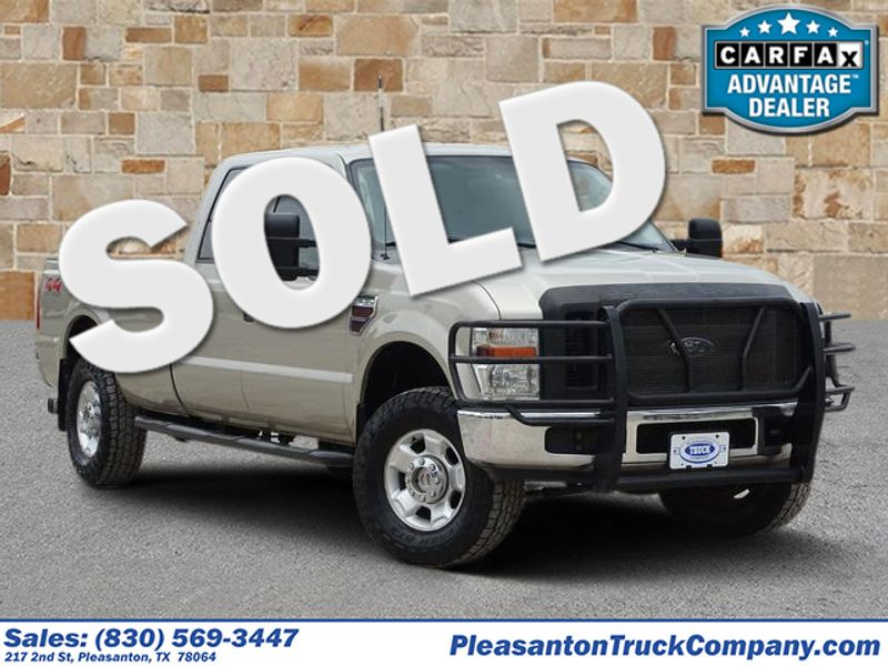 2008 Ford Super Duty F 250 Srw Xlt Pleasanton Tx Pleasanton Truck Company Pleasanton Tx 78064