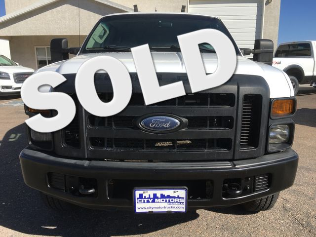 2008 Ford Super Duty F-250 SRW XL Pueblo West, CO