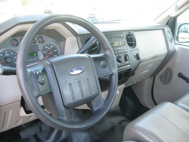 2008 Ford Super Duty F-250 SRW XL UTILITY Richmond, Virginia 8