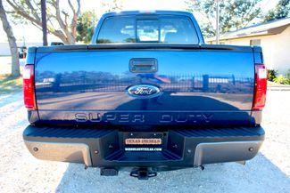2008 Ford Super Duty F-250 FX4 Crew Cab 4X4 6.4L Powerstroke Diesel Auto Sealy, Texas 19