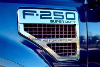 2008 Ford Super Duty F-250 FX4 Crew Cab 4X4 6.4L Powerstroke Diesel Auto Sealy, Texas 24
