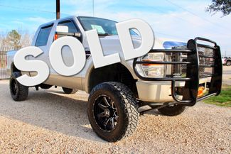 2008 Ford Super Duty F-250 King Ranch 4x4 6.4l Powerstroke Diesel Auto LIFTED Sealy, Texas