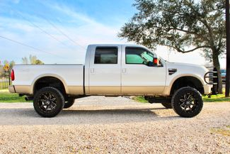 2008 Ford Super Duty F-250 King Ranch 4x4 6.4l Powerstroke Diesel Auto LIFTED Sealy, Texas 12
