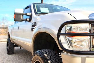 2008 Ford Super Duty F-250 King Ranch 4x4 6.4l Powerstroke Diesel Auto LIFTED Sealy, Texas 2