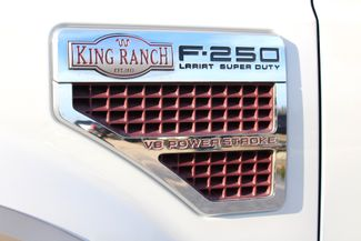 2008 Ford Super Duty F-250 King Ranch 4x4 6.4l Powerstroke Diesel Auto LIFTED Sealy, Texas 27
