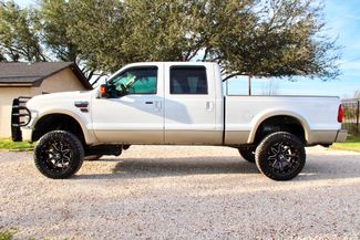 2008 Ford Super Duty F-250 King Ranch 4x4 6.4l Powerstroke Diesel Auto LIFTED Sealy, Texas 6