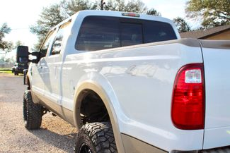 2008 Ford Super Duty F-250 King Ranch 4x4 6.4l Powerstroke Diesel Auto LIFTED Sealy, Texas 8