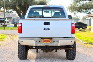 2008 Ford Super Duty F-250 King Ranch 4x4 6.4l Powerstroke Diesel Auto LIFTED Sealy, Texas 9