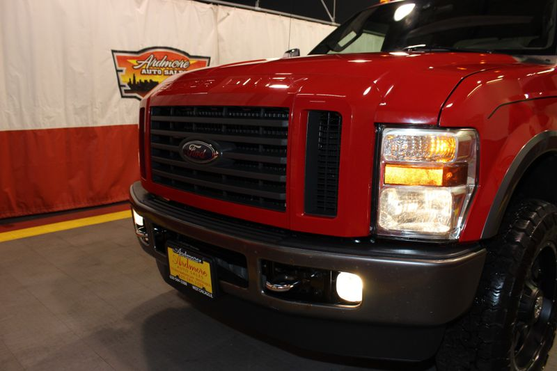 2008 Ford Super Duty F-250 SRW FX4  city Illinois  Ardmore Auto Sales  in West Chicago, Illinois