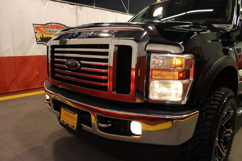 2008 Ford Super Duty F-250 SRW Lariat  city Illinois  Ardmore Auto Sales  in West Chicago, Illinois