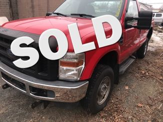 2008 Ford Super Duty F-250 SRW XL  city MA  Baron Auto Sales  in West Springfield, MA