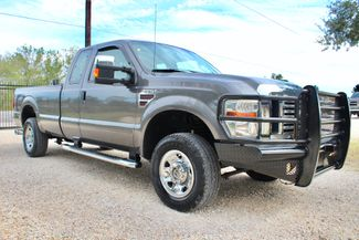 2008 Ford Super Duty F-250 XLT Supercab 4X4 6.4L Powerstroke Diesel Auto in Sealy, Texas 77474