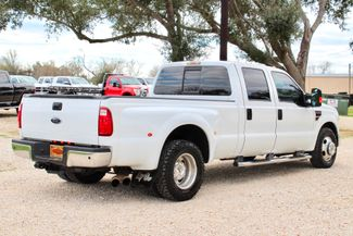 2008 Ford Super Duty F-350 DRW Lariat Crew Cab 2wd 6.4L Powerstroke Diesel Auto Sealy, Texas 11