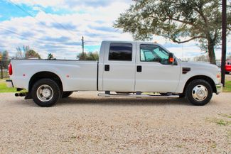 2008 Ford Super Duty F-350 DRW Lariat Crew Cab 2wd 6.4L Powerstroke Diesel Auto Sealy, Texas 12