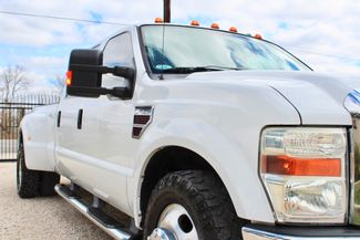 2008 Ford Super Duty F-350 DRW Lariat Crew Cab 2wd 6.4L Powerstroke Diesel Auto Sealy, Texas 2