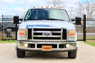 2008 Ford Super Duty F-350 DRW Lariat Crew Cab 2wd 6.4L Powerstroke Diesel Auto Sealy, Texas 3