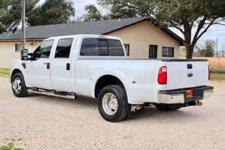 2008 Ford Super Duty F-350 DRW Lariat Crew Cab 2wd 6.4L Powerstroke Diesel Auto Sealy, Texas 7