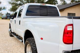 2008 Ford Super Duty F-350 DRW Lariat Crew Cab 2wd 6.4L Powerstroke Diesel Auto Sealy, Texas 8