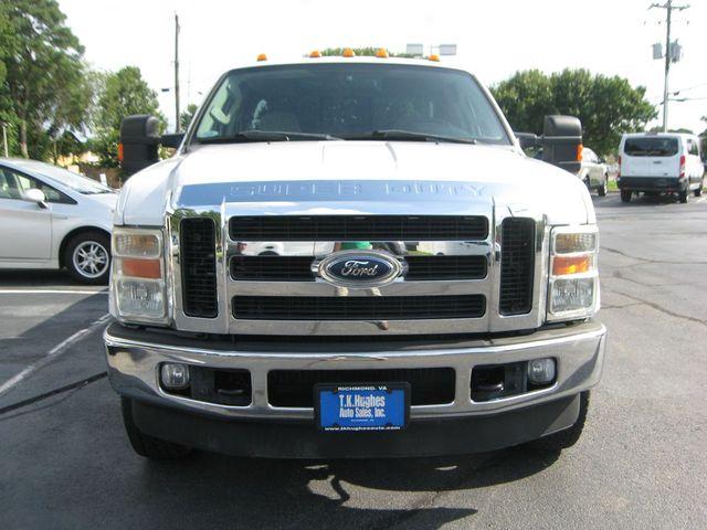 2008 Ford Super Duty F-350 DRW XLT 4X4 in Richmond, VA, VA 23227