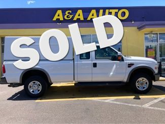 2008 Ford Super Duty F-350 SRW FX4 in Englewood, CO 80110