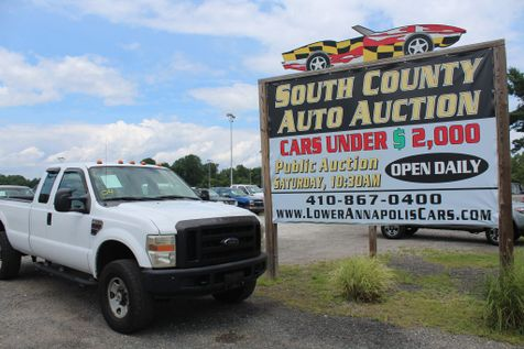 2008 Ford Super Duty F-350 SRW XL in Harwood, MD