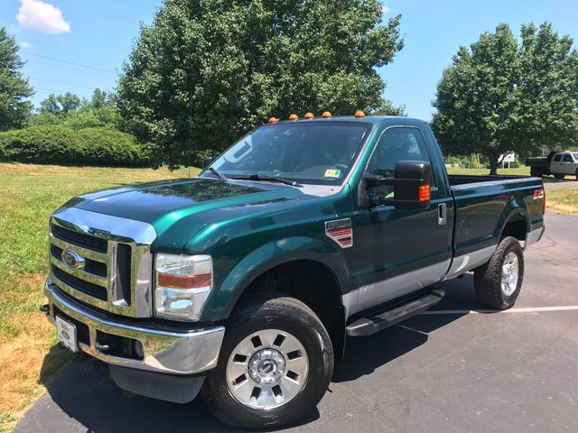 2008 Ford Super Duty F-350 SRW XLT in Leesburg Virginia, 20175