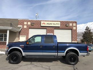 2008 Ford Super Duty F-350 SRW Lariat LINDON, UT 2