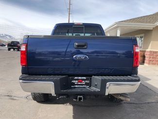 2008 Ford Super Duty F-350 SRW Lariat LINDON, UT 4