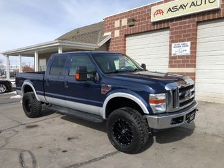 2008 Ford Super Duty F-350 SRW Lariat LINDON, UT 7