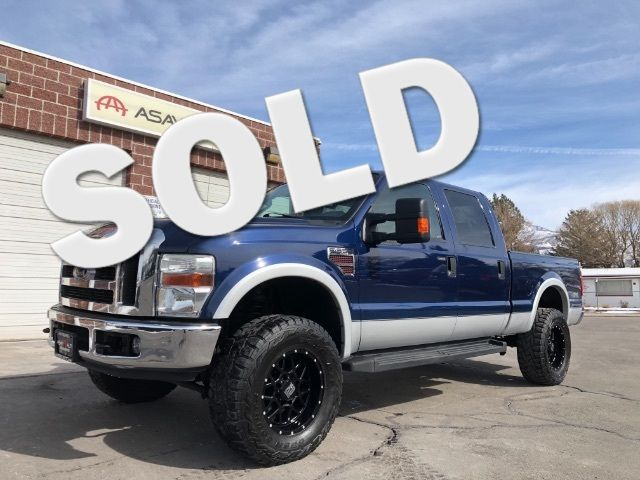 2008 Ford Super Duty F-350 SRW Lariat LINDON, UT