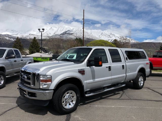 2008 Ford Super Duty F-350 SRW Lariat LINDON, UT 1