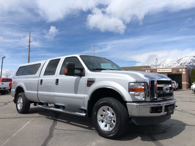 2008 Ford Super Duty F-350 SRW Lariat LINDON, UT 6