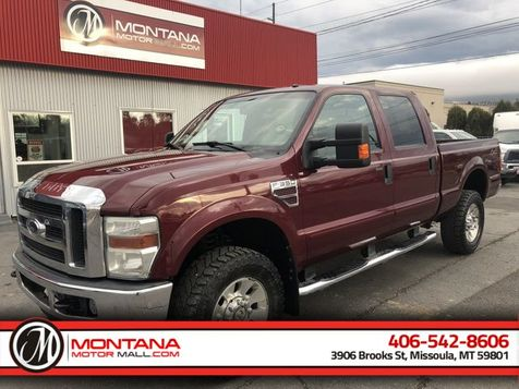 2008 Ford Super Duty F-350 SRW Lariat in
