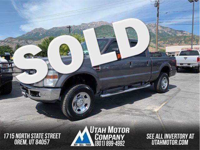 2008 Ford Super Duty F-350 SRW XLT | Orem, Utah | Utah Motor Company in  Utah